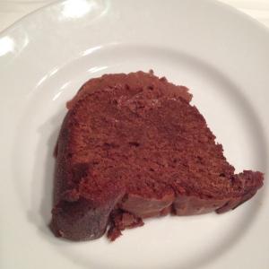 Slice of Hershey Bar Cake